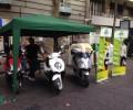 KRC Motors alle giornate ecologiche GREEN DAYS a Napoli Vomero
