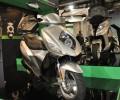 KRC MOTORS - EICMA 2014 - KRC FOX