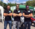 KRC Motors alle giornate ecologiche GREEN DAYS a Napoli Mergellina