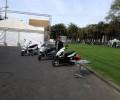 KRC Motors alle giornate ecologiche GREEN DAYS a Napoli Mostra Oltremare