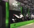 EICMA 2016 KRC MOTORS SCOOTER ELETTRICO STAND FIERA MILANO MOTO