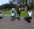 KRC Motors alle giornate ecologiche GREEN DAYS a Napoli Mostra Oltremare 01