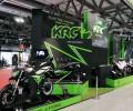 EICMA 2016 KRC MOTORS SCOOTER ELETTRICI STAND FIERA MILANO MOTO 1