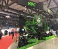 EICMA 2016 KRC MOTORS SCOOTER ELETTRICI STAND FIERA MILANO ELETTRICO MOTO MOTORI