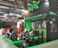 Stand KRC Motors EICMA 2014