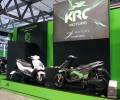 EICMA 2016 KRC MOTORS SCOOTER ELETTRICI STAND FIERA MILANO MOTO 3