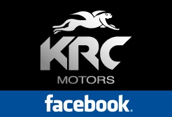 Follow Us on FACEBOOK #KRCmotors